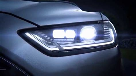 Ford Tech Live Dynamic Led Headlights