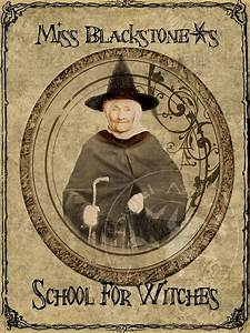 Make Your Own Invitations For Free Printable Vintage Halloween Witch 39 S Daybook Printable Digital