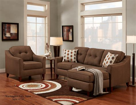 Loveseat And Ottoman Set by Stoked Chocolate Sofa Chaise Sectional Sofa Sets