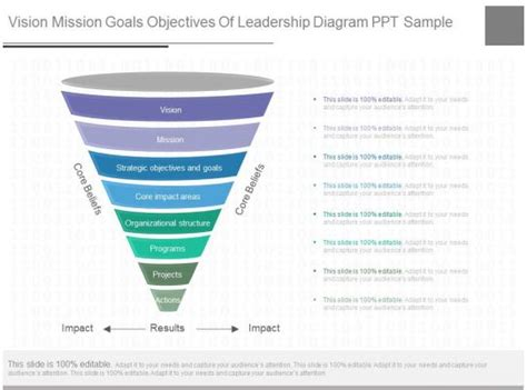 custom vision mission goals objectives  leadership