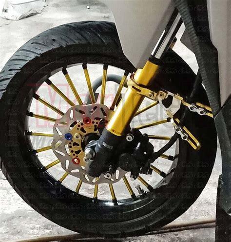 Pelek Ring 14 by Jual Velg Racing Tapak Lebar Power Vario 150 Palang 5