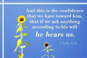 Inspirational Bible Verses Prayer