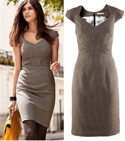 robe de bureau tendance mode 10 petites robes noires et grises ultra