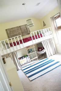 Hochbett Kinder Selber Bauen : die besten 25 hochbett selber bauen ideen auf pinterest hochbett bauen selbst bauen hochbett ~ Indierocktalk.com Haus und Dekorationen