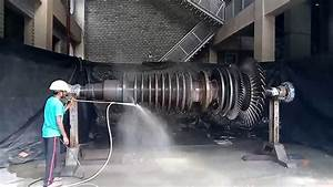Steam Turbine In Thermal Power Plant