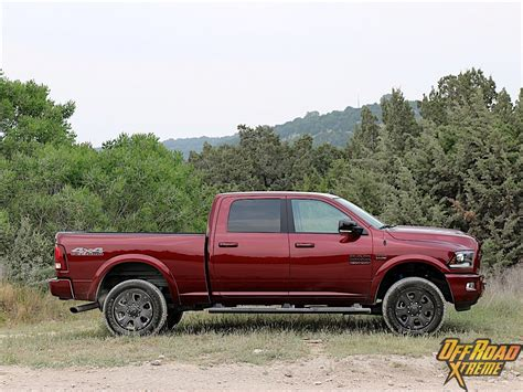 2017 Ram 2500 Laramie Off-road Review