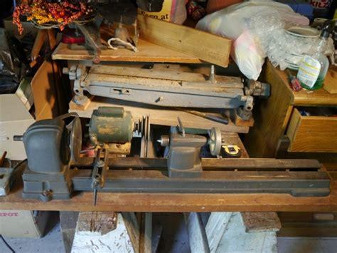 identifying  wood lathe woodworking talk