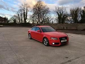 Audi A4 B8 Bremsen : audi a4 b8 2008 s line misano red in ballycastle county ~ Jslefanu.com Haus und Dekorationen