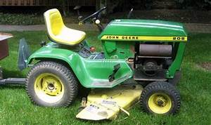 John Deere 200  208  210 212 214 And 216 Lawn And Garden Tractors Service Repair Technical