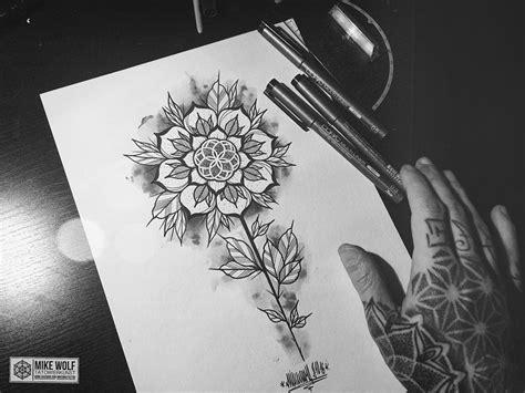 flower tattoo design  tattoo ideas gallery