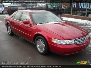 Crimson Pearl - 2000 Cadillac Seville Sls