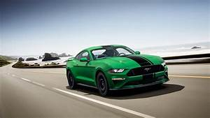 2018 Ford Mustang GT Fastback 4K Wallpaper HD Car