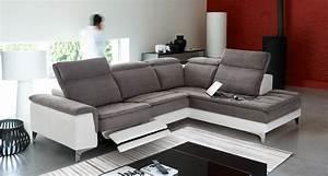 Mobilier De France Canapé : chaises contemporaines en cuir plan de cuques 13380 ~ Melissatoandfro.com Idées de Décoration