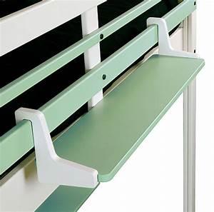 Table De Nuit Pour Lit Mezzanine : table de chevet lit mezzanine ~ Teatrodelosmanantiales.com Idées de Décoration