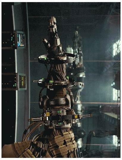 Cyberpunk Sci Fi Robot Surrealism Error888 Tomorrow