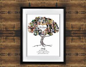 Family Tree Shop : family tree gift premium hand crafted photo collage artsy einstein ~ Bigdaddyawards.com Haus und Dekorationen