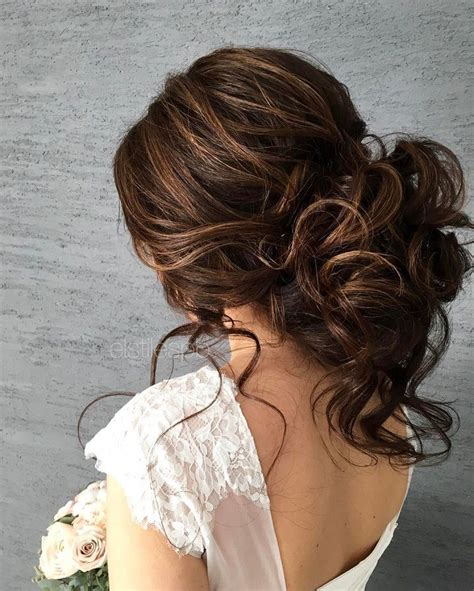 17 Ideas About Messy Wedding Hair On Pinterest Messy