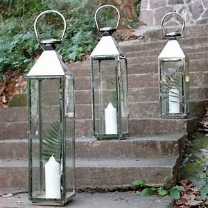 Grande Lanterne Deco : lanterne ext rieure 55 id es magnifiques sur la d co jardin ~ Teatrodelosmanantiales.com Idées de Décoration