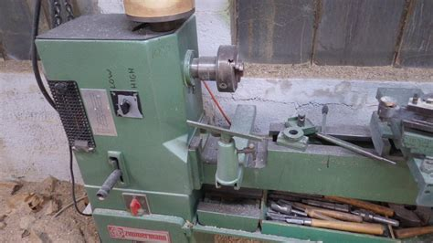 zimmerman patternmaking lathe