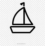 Clipart Sail Coloring Sailboat Boat Pinclipart sketch template