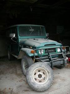 Find Used 1971 Fj40 Toyota Land Cruiser In West Branch