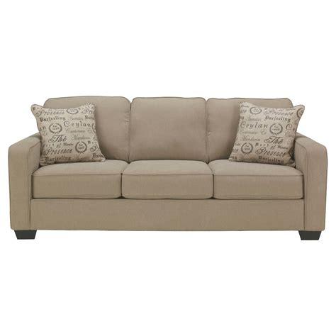 Vintage Casual Queen Sofa Sleeper Ashley Furniture Ebay