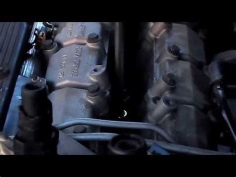 98 Cavalier Fuel Filter Removal by How To Replace Spark Plugs 1999 Chevy Cavalier 2 4 Z24