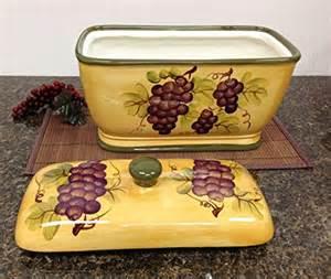 tuscany grapes kitchen decor