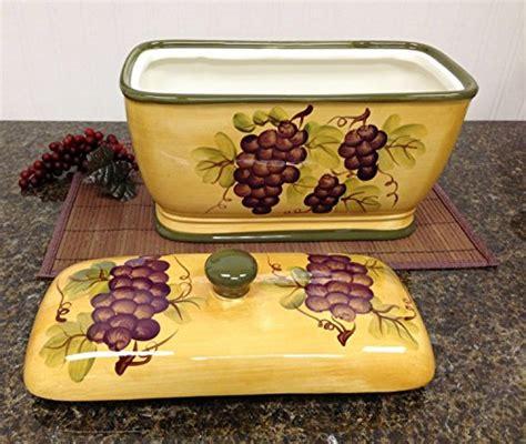 grape accessories for kitchen tuscany grapes kitchen decor