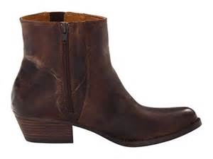 39 s shoes nine va sloane booties ankle boots vintage leather brown ebay