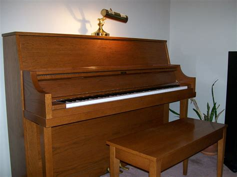 Yamaha P22 Piano, Kansas City, Missouri.jpg