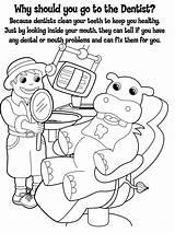 Brushing Ausmalbilder Zahnarzt Molar Ausdrucken sketch template