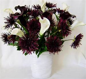 spider mum and calla lilly bouquet pictures - Bing Images ...