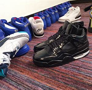 Air Jordan 11Lab4 'Black Patent' - WearTesters  Black