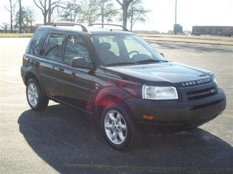 Sell Used 2003 Land Rover Freelander Se! Bank Repo
