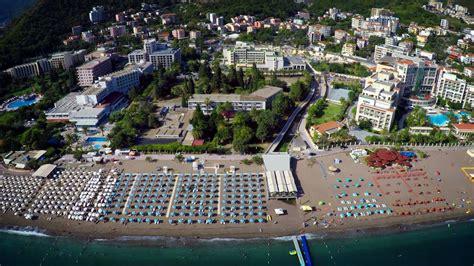 Beach Hotel Mediteran Beach Montenegro Budva Becici
