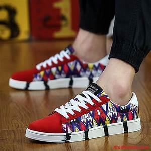Toile Photo Pas Cher : chaussure toile pas cher homme violet papayawhip mc21443 ~ Dallasstarsshop.com Idées de Décoration