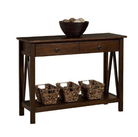 Entryway Accent Furniture by Entryway Table W Drawers For Our House On Lakeview
