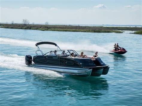 Used Pontoon Boats Ct by Triple Tube Pontoons Buoy Boat Sales