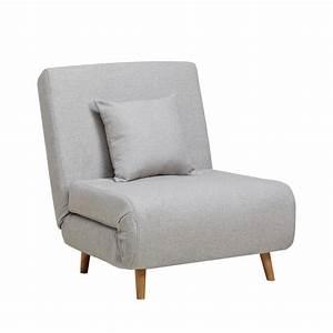 fauteuil design convertible idees de decoration With fauteuil design convertible