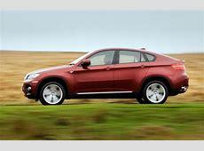BMW X6 Estate Review 2008 2014 Parkers