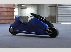 Thrustcycle Unveils GyroCycle, a SelfBalancing Motorcycle
