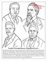 Coloring Party Republican Books Activity Grand Coloringbook sketch template