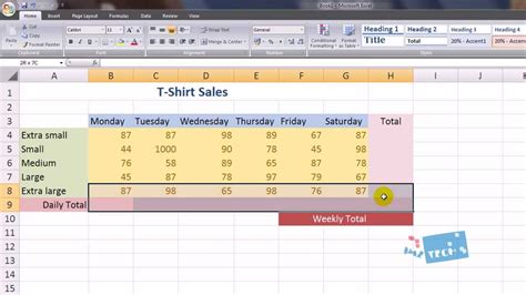 excel  beginners spreadsheets hd youtube