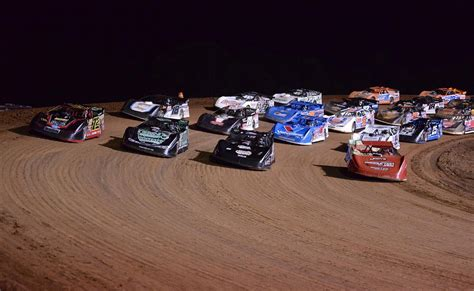 World of Outlaws Late Model Series Announces Schedule ...