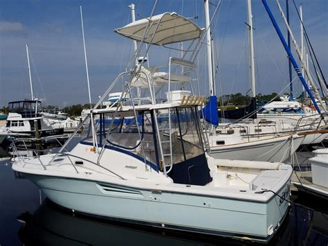Offshore Boats Jacksonville Fl by 2002 Pursuit 3000 Offshore Power Boat For Sale Www