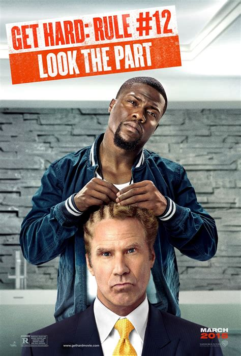hard kevin hart ferrell blu ray dvd poster posters movie movies trailer release date failed auditions roles past each entertainment