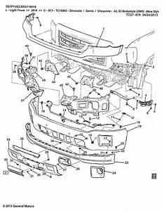 1997 Chevy Tahoe Part Diagram