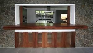 Cuisine Bois Massif : cuisine flip design boisflip design bois ~ Premium-room.com Idées de Décoration