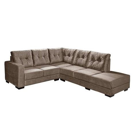sofá suede amassado é bom conjunto sof 225 de canto 5 lugares sevilha suede amassado